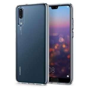 Spigen Liquidcrystal (CrystalClear) Huawei P20 Tok