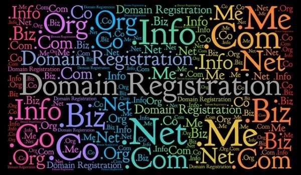 Domain regisztrációját