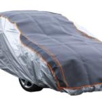 Jégeső álló autó takaró