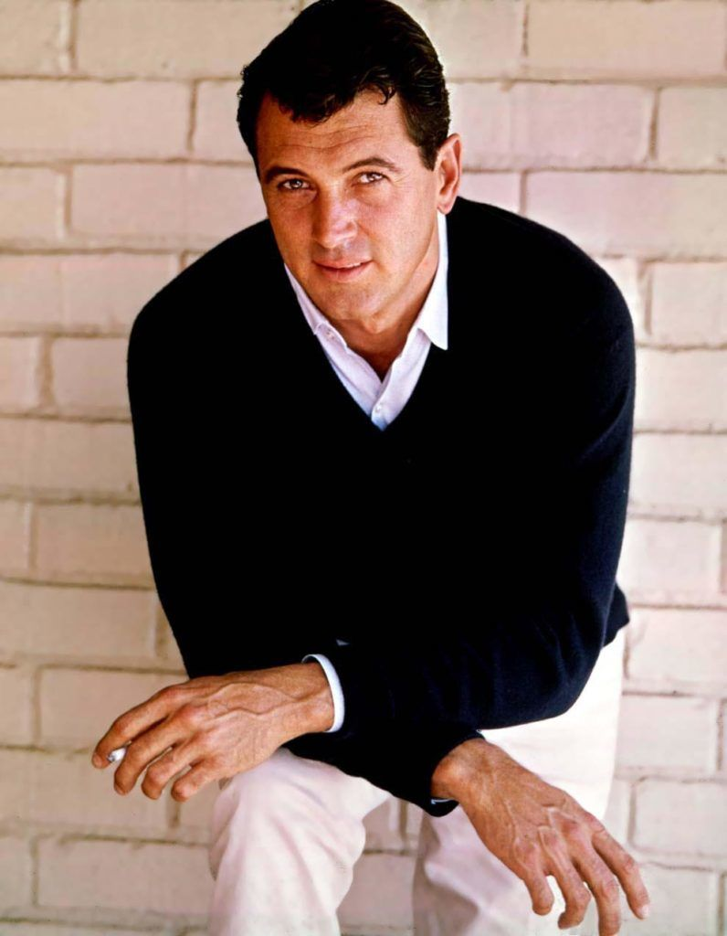 American Actor Rock Hudson, 12.06.1967. (Photo by Photoshot/Getty Images)